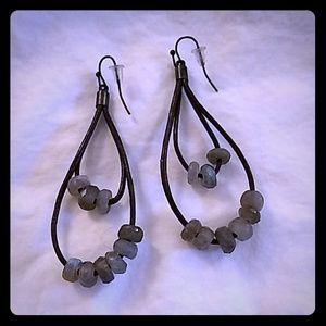 Arhaus Stone earrings